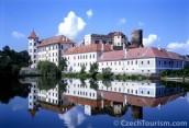 Jindřichův Hradec - hrad a zámek