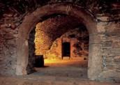Podzemní středověké chodby