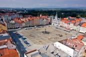 České Budějovice-náměstí