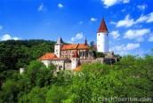 Výlet na hrad Křivoklát