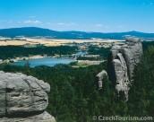 Výlet do skalního města v Prachovských skalách