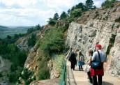 Stezka u Koněpruských jeskyní