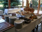 Oslavy/catering