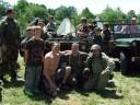 Military stylizace - airsoftové či paintballové bitvy