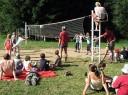 RS Ostrovec - volejbalové hřiště
